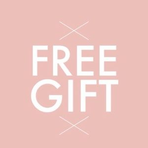 FREE GIFT ALL DECEMBER